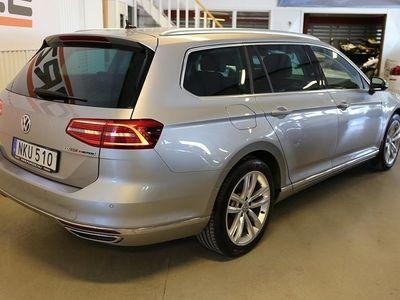 begagnad VW Passat GTS 240hk 2.0TDI EXECUTIVE -15