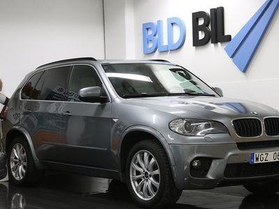 begagnad BMW X5 xDrive30d DRAG ISOFIX M Sport 245HK