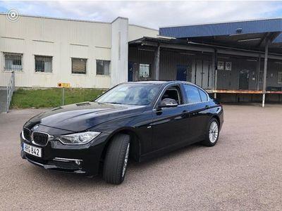 begagnad BMW 320 D xDrive Luxury Line