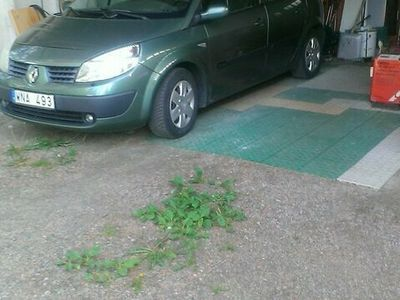 begagnad Renault Mégane scenic