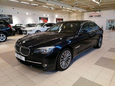 begagnad BMW 750L i Steptronic 408hk Låga mi
