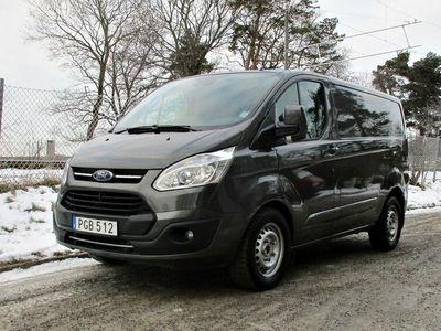 gebraucht Ford Custom TRANSITInredning EU6
