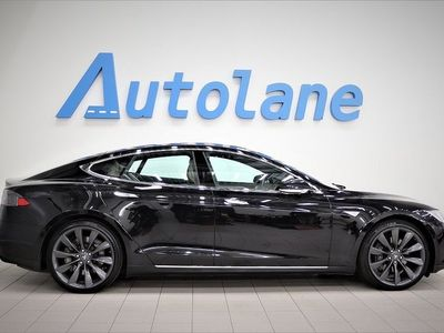 begagnad Tesla Model S 90D Panorama,Fullutrustad525 hk