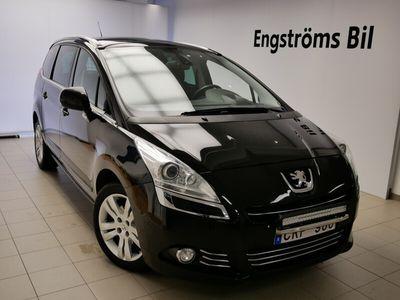 begagnad Peugeot 5008 2.0 HDi (163hk)