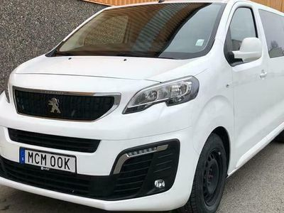 begagnad Peugeot Traveller BlueHDi 2019, Minibuss Pris 270 000 kr