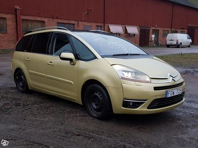 begagnad Citroën Grand C4 Picasso exclusive, all utrus -07