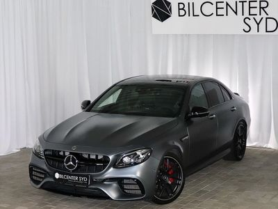begagnad Mercedes S63 AMG AMG EDITION 1 E4MATIC+ Euro 6 612hk