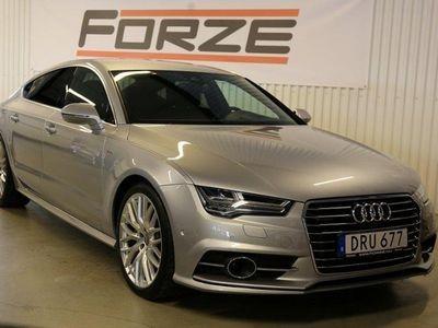 gebraucht Audi A7 Sportback 3.0 TDI quattro 218hk *DRAG -15