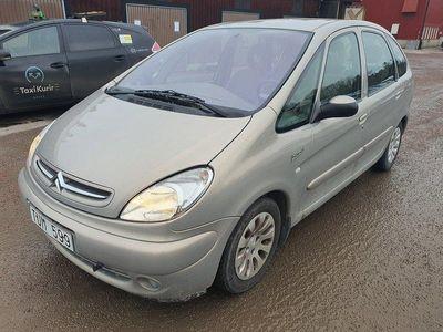 begagnad Citroën Xsara Picasso 1.8 besiktad