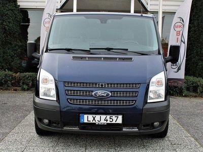 begagnad Ford Tourneo 2.2 TDCi Trend 125hk 9-sits