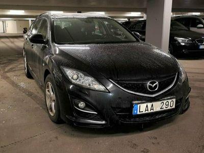 begagnad Mazda 6 6 F/L KOMBI 2.2 DE