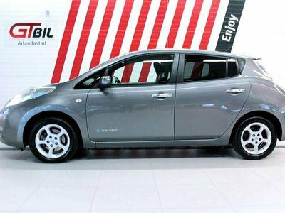 begagnad Nissan Leaf 24 kWh 109hk *Backkamera, GPS, Bluetooth