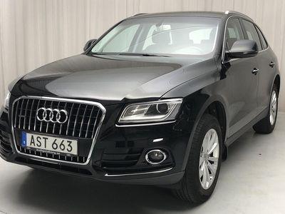 used Audi Q5 2.0 TDI clean diesel quattro (150hk)