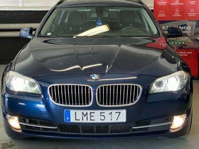 begagnad BMW 535 d xDrive Touring Steptronic 313hk
