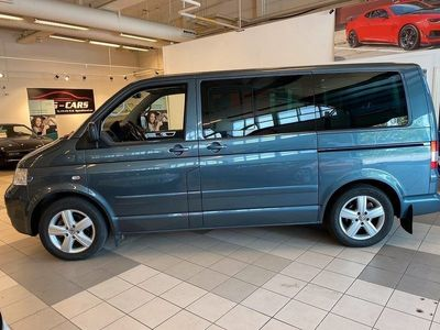 begagnad VW Multivan 2.5 TDI DPF Automat Highline 7-sits 131hk
