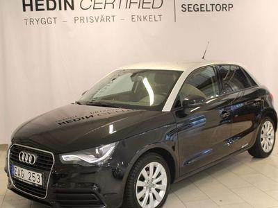 begagnad Audi A1 1,2 TSI 86HK SPORTBACK 5D S+V-HJUL