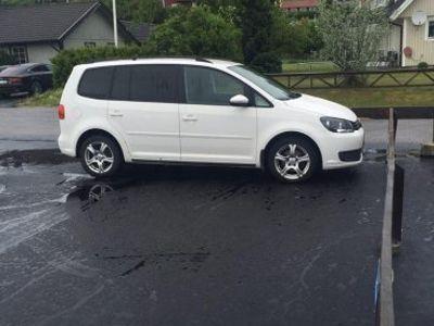 begagnad VW Touran -11