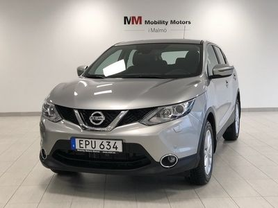 brugt Nissan Qashqai 1.6 dCi Acenta Safety Pack Connect Euro 6 130hk
