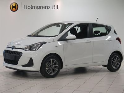 begagnad Hyundai i10 1.0 M5 Nordic Edition CarPlay Androidauto PDC