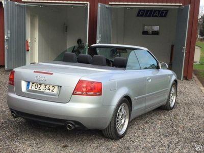 begagnad Audi A4 Cabriolet 1,8T -07