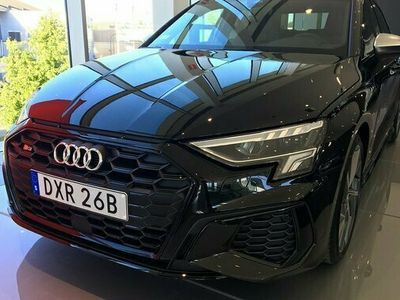begagnad Audi S3 Sedan quattro S Tronic 2021, Halvkombi Pris 556 200 kr