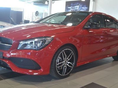 begagnad Mercedes CLA180 Shooting Brake DEMO