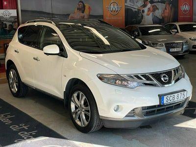 begagnad Nissan Murano 2.5 dCi 4x4 Automat 2015, SUV Pris 154 900 kr