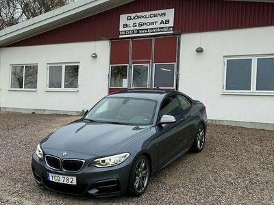 begagnad BMW M235 Coupé Aut. Euro 6 326hk