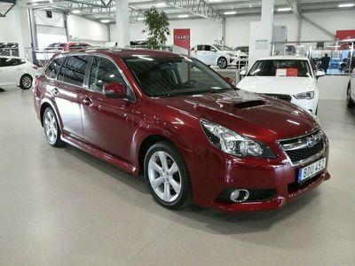 begagnad Subaru Legacy dealer
