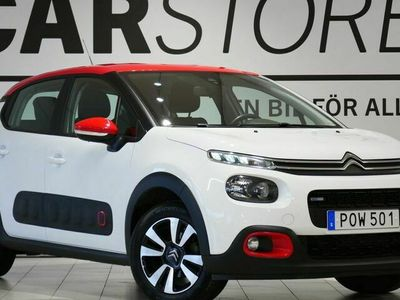 begagnad Citroën C3 1.2 PureTech Feel euro6