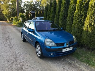 begagnad Renault Clio 1,6 16v -03