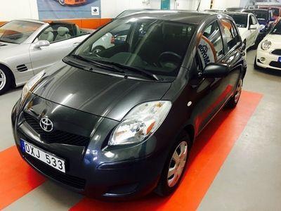 begagnad Toyota Yaris 1.0 Lågmilare 11400 mil -11
