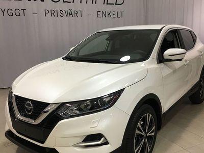 begagnad Nissan Qashqai QASHQAI DIG-T 160 N-CONNECTA AUTOMAT
