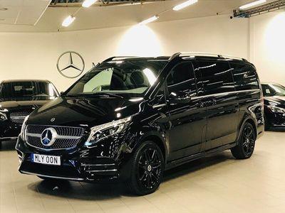 begagnad Mercedes 300 VD 4MATIC AMG Avantgarde Lång