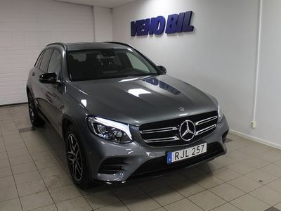 used Mercedes GLC220 d 4-Matic AMG Drag Värm -19