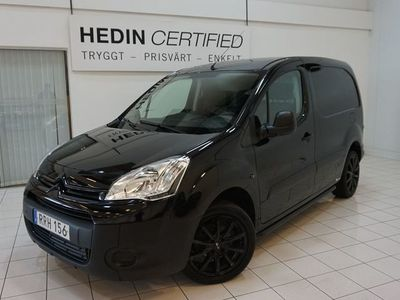 brugt Citroën Berlingo ALL BLACK ALU