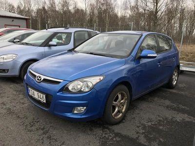 begagnad Hyundai i30 5D 1.6 CRDI -10