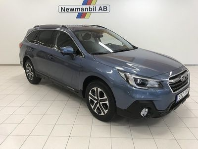 begagnad Subaru Outback 2.5 4WD Lineartronic 175hk ACTIVE