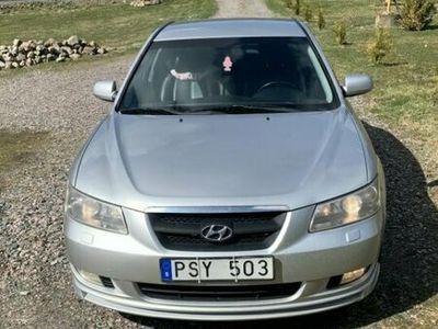 begagnad Hyundai Sonata 2.0 CRDI