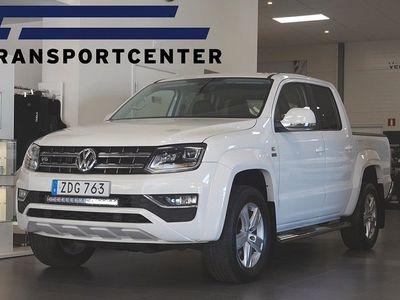 begagnad VW Amarok Higline V6 2018, Transportbil 374 875 kr
