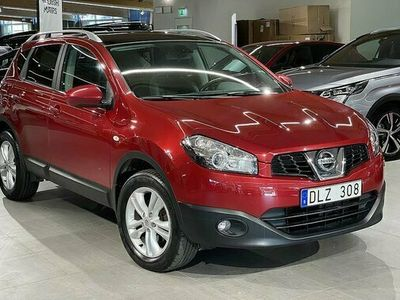 begagnad Nissan Qashqai 2.0 141hk Aut 4WD - Panorama. Drag
