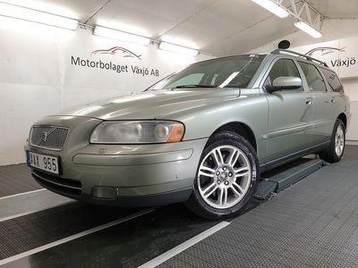 begagnad Volvo V70 2.5T 210hk*Helskinn -06