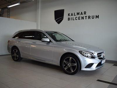 brugt Mercedes C220 T d 9G-Tronic Euro 6 194h -19
