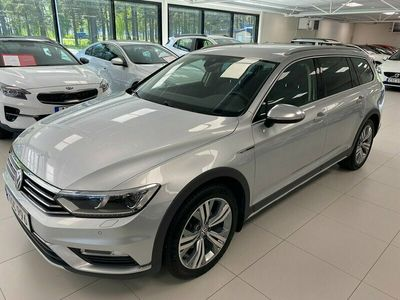 begagnad VW Passat Alltrack 2.0 TDI 4wd Executive 190hk drag