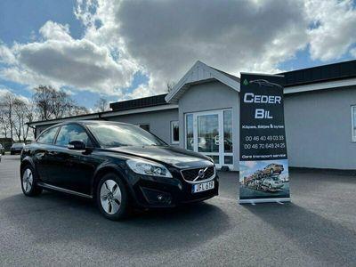 begagnad Volvo C30 1.6D DRIVe Momentum 109hk, Ny besiktigad