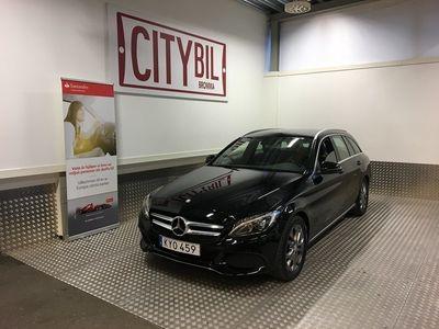 gebraucht Mercedes 220 C Benz CKombi SE Edition 2016, Personbil 229 000 kr