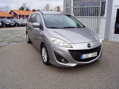begagnad Mazda 5 2.0 150HK / 7-SITSIG