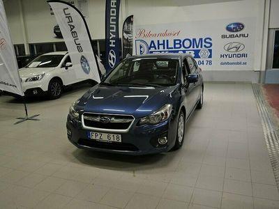 begagnad Subaru Impreza 1,6i