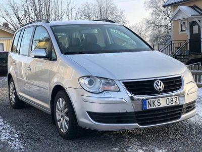 begagnad VW Touran 2.0 TDI DSG