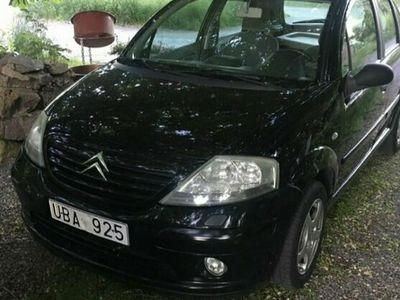 begagnad Citroën C3 1,4I SX KOMF